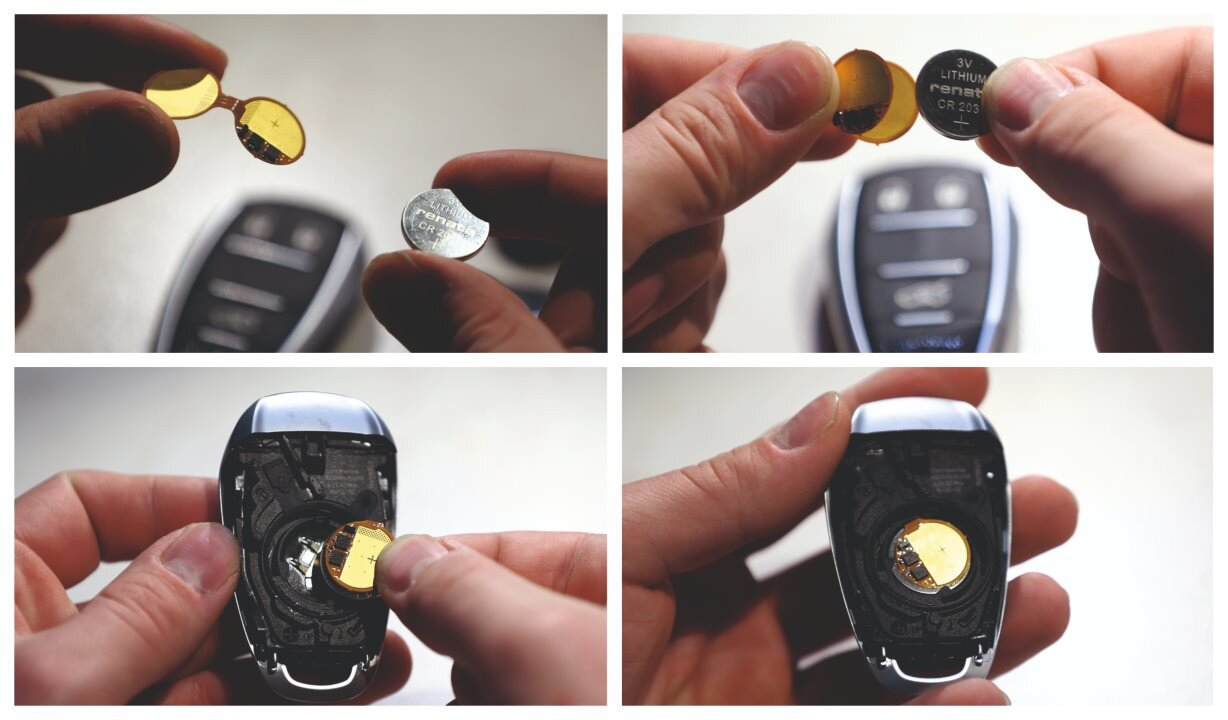 Step by step installation of Keyless Protector